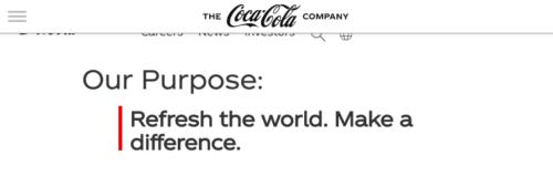 coca cola bullshit bingo